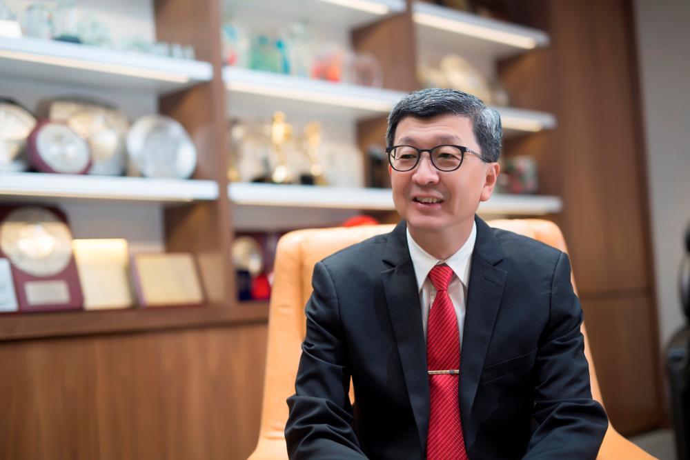 LBS Bina sets RM1.5b sales target for 2019