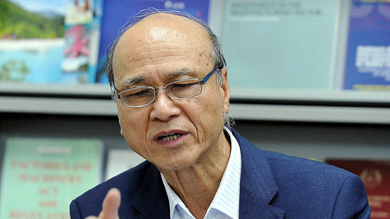 Task force on citizenship applications a good move: Lam Thye