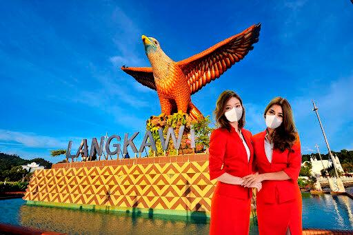 AirAsia to help revive tourism, starting with Langkawi