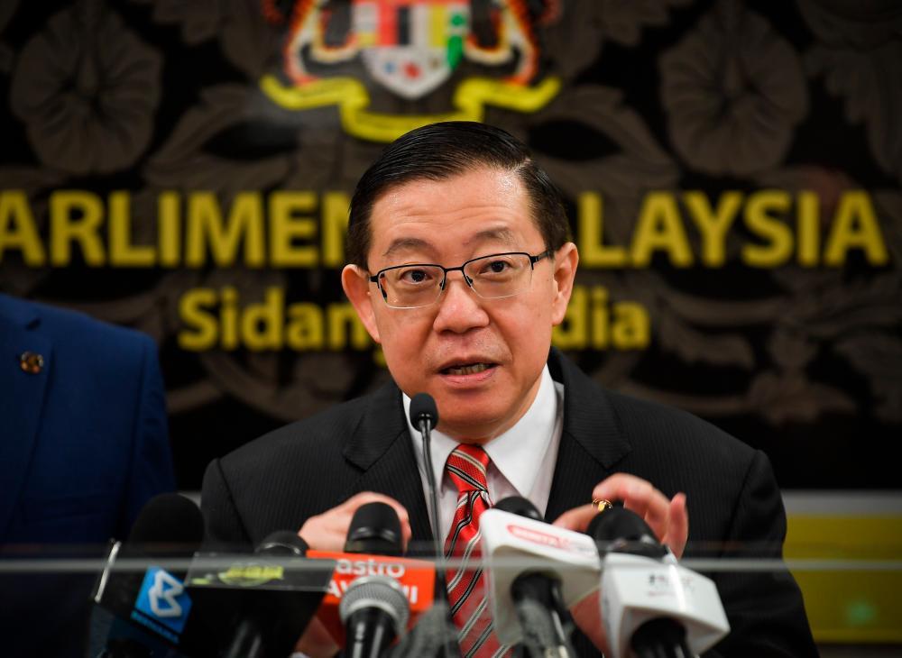 Lim Guan Eng - BERNAMAPix