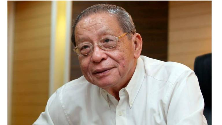 Kit Siang: No one challenged veracity of audio clips