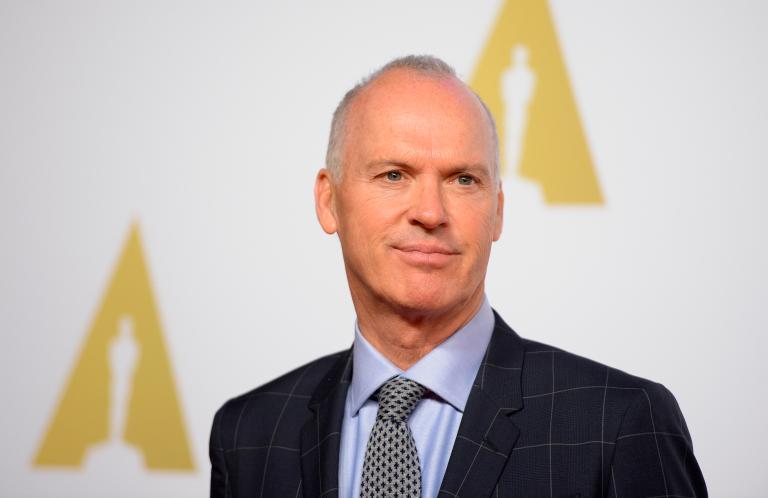 Michael Keaton - AFP