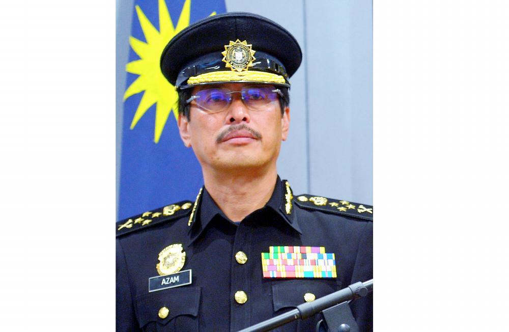 Azam Baki is new MACC Chief Commissioner