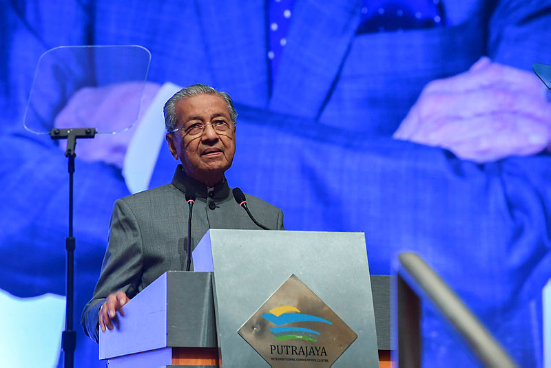 Support from Umno, PAS is welcome, says Mahathir