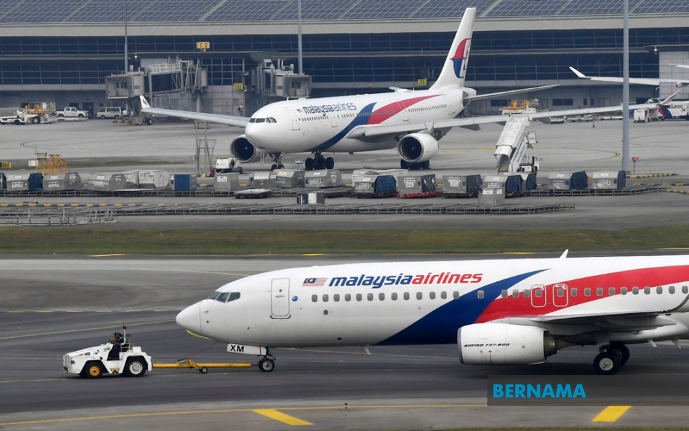 The national carrier expects the international market to fully recover only in mid-2023 or 2024.