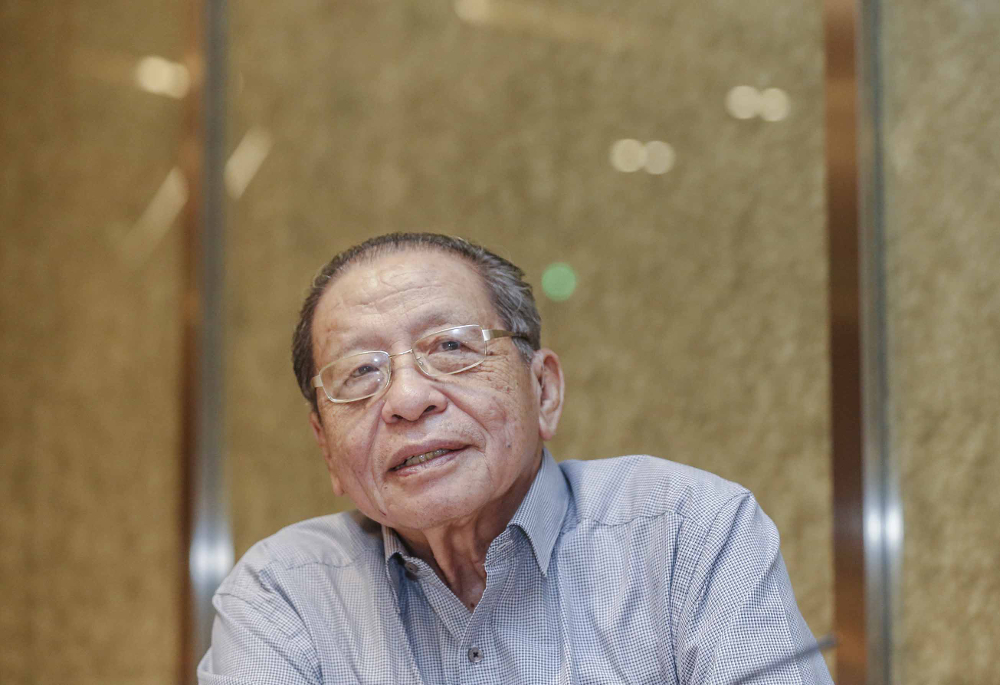 From warm water and Doraemon to 'hairdresser' relief, says Lim