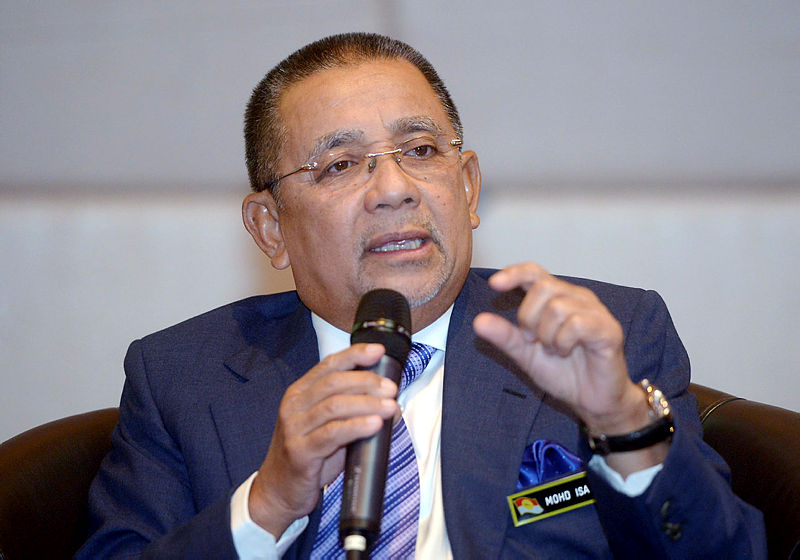 Isa Samad solicited for RM3m from GAPSB: Witness
