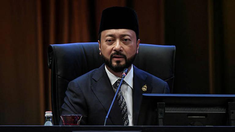 Kedah Mentri Besar Datuk Seri Mukhriz Tun Mahathir.