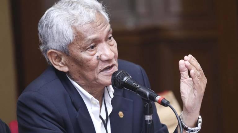 Najib manipulated facts and history, says Patriot