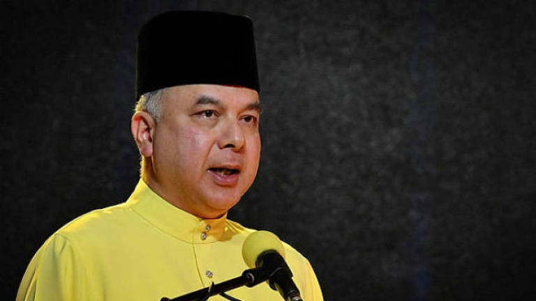 Three Perak PN leaders have audience with Sultan Nazrin