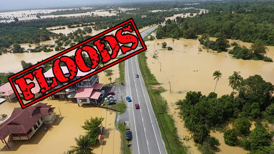Number of flood evacuees in Segamat drops to 143