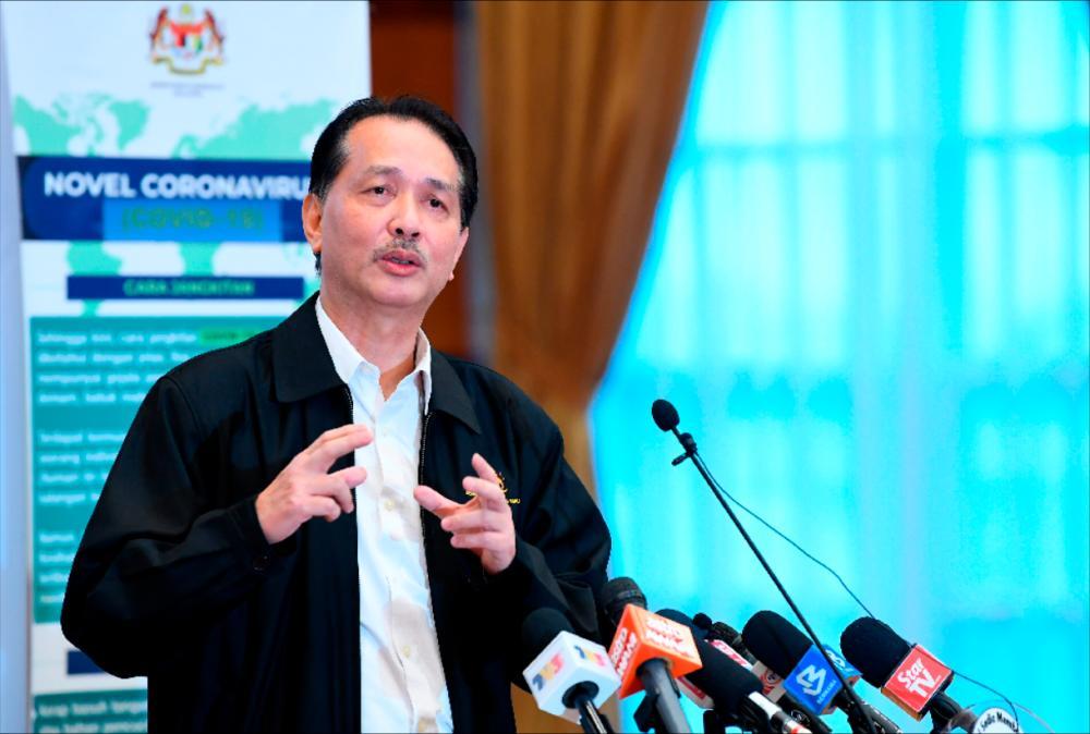 Covid-19: Sri Petaling-linked new cluster at Taman BDC in Kuching
