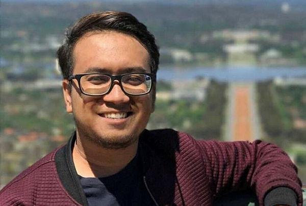 It takes three men to handle Yeo Bee Yin's portfolio: Numan Afifi