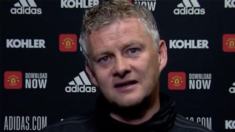 (video) Champions League absence won't cause Man Utd panic: Solskjaer