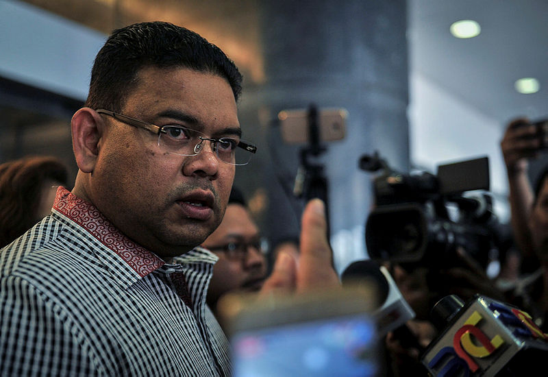 Police to call in Lokman Adam over illegal protest