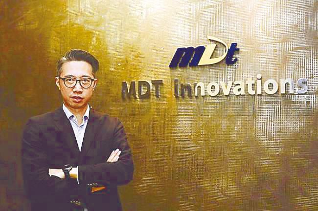 MDT Innovations sees silver lining amid Covid-19 pandemic