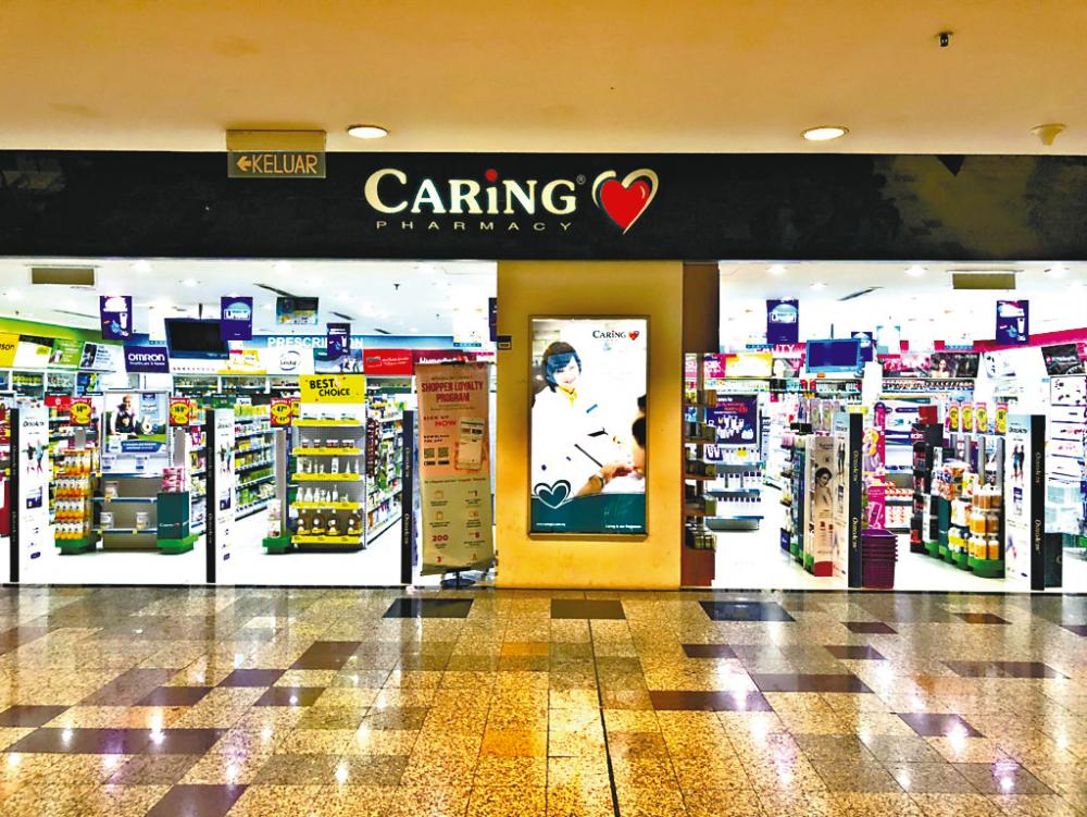 7-Eleven Malaysia's mandatory general offer for Caring Pharmacy Group Bhd at RM2.60 a share is deemed fair and reasonable, says Mercury Securities. – Berjaya Times Square Website