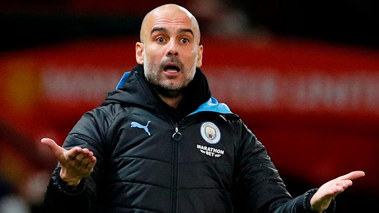 City fan representative tells Guardiola to stick to coaching