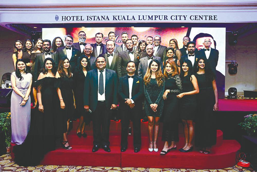 The Perdana Awards also functions as a means for award recipients to network with each other.