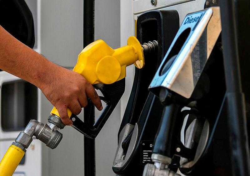 RON95, RON97 and diesel retail prices unchanged