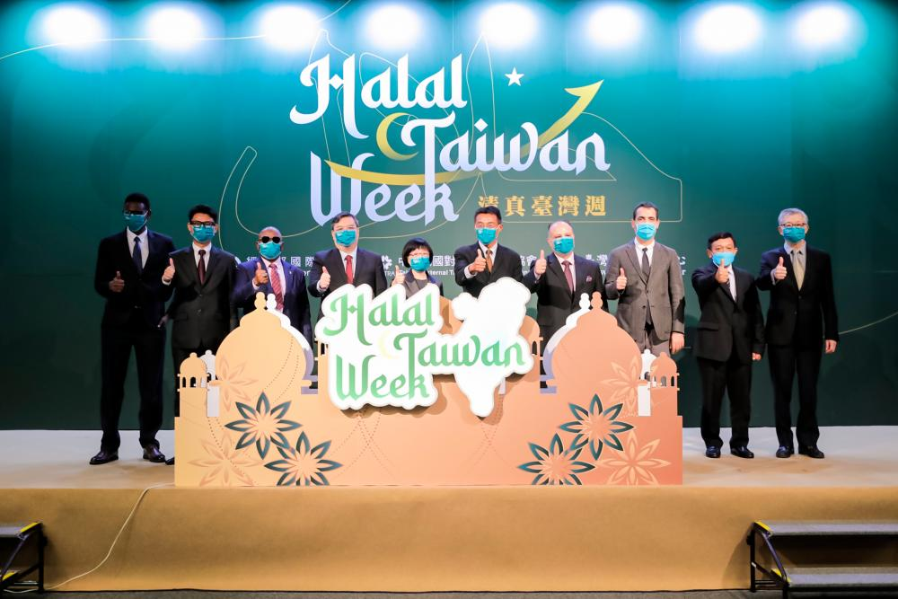 The recently launched Halal Taiwan Week was arranged to promote a Muslim-friendly environment in Taiwan.