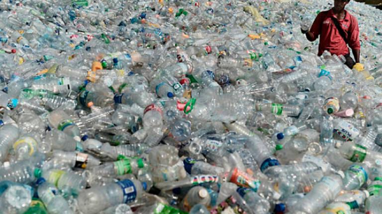 Medical masks, takeaway plastic food containers to zip ties, experts have reported seeing an increase in plastic waste.