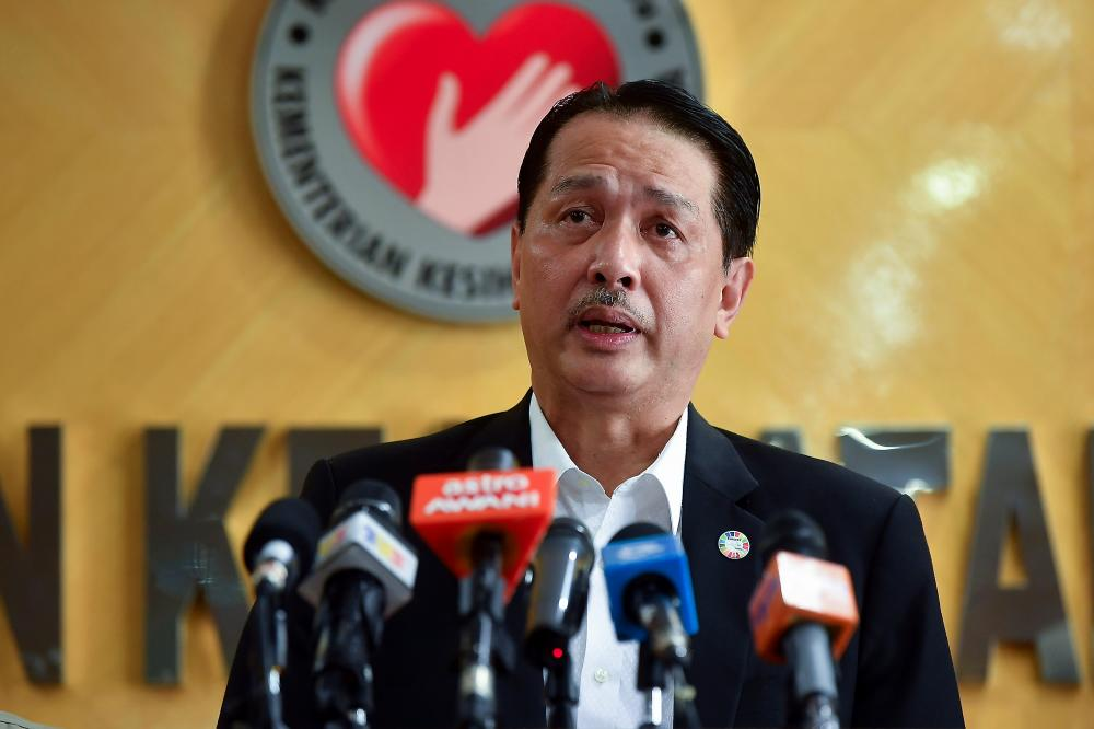 Health Ministry investigates people close to infected Khazanah executive