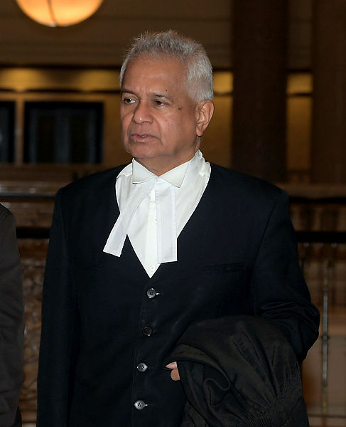 Coroner's court told committal application by Adib's family against AG not complete