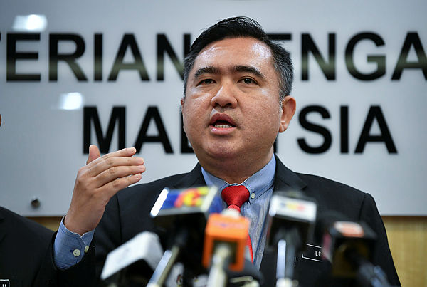 Road fatality leading cause of youth deaths: Anthony Loke