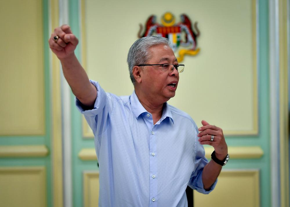 Ismail: Movement increase temporary, due to release of govt aid