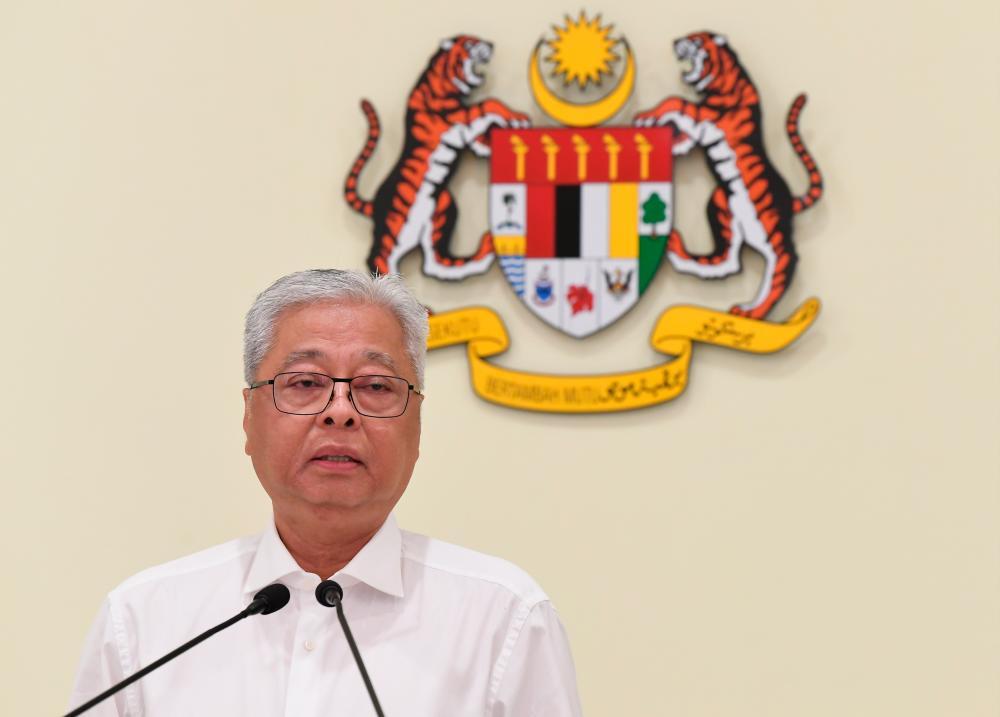 Compulsory quarantine for Malaysians returning home starting tomorrow: Ismail Sabri