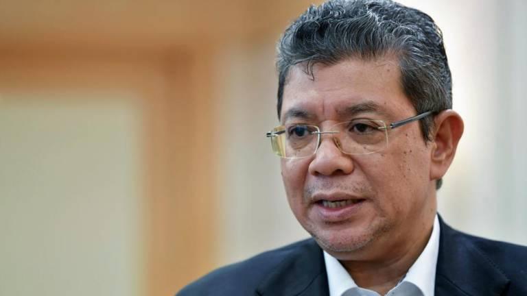 No need to rush to reopen business tomorrow - Saifuddin