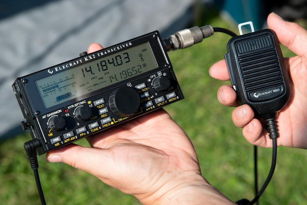 Amateur radio, beyond a hobby
