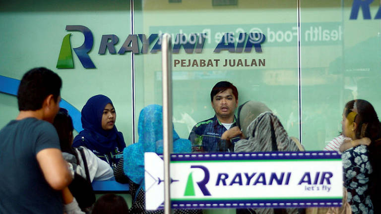 No licence, no operation, Rayani Air told