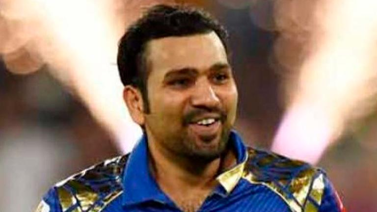 India's Rohit slams critics over Chennai pitch furore