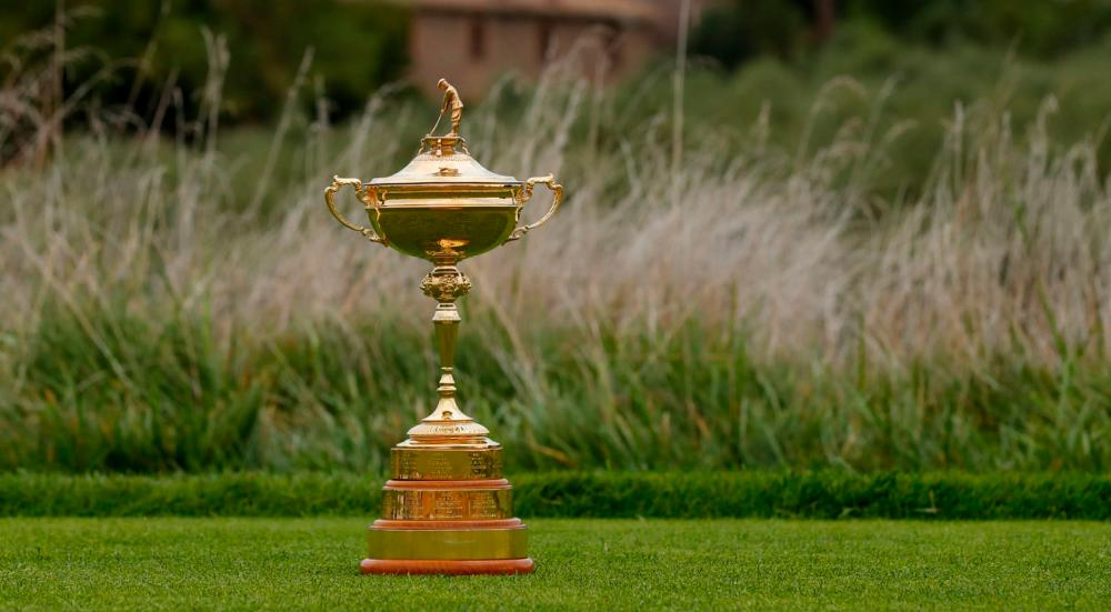 Garcia's American wife calls on US Ryder Cup fans to cheer not jeer