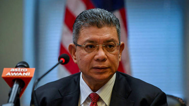 Dissemination of fake news on Covid-19: Statements recorded from five suspects - Saifuddin Abdullah