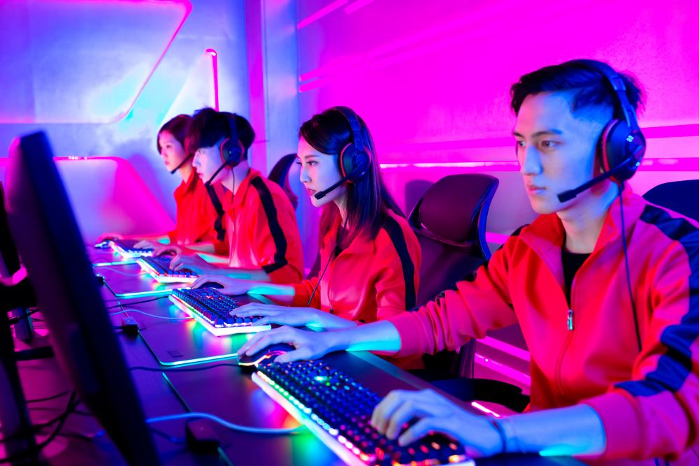 There are more options than ever for gamers to turn their passion into a solid career.