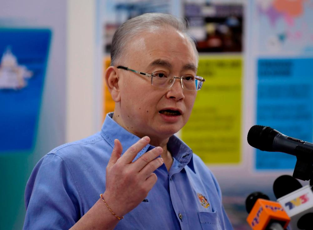 RM600 special aid for school bus drivers nationwide: Wee Ka Siong