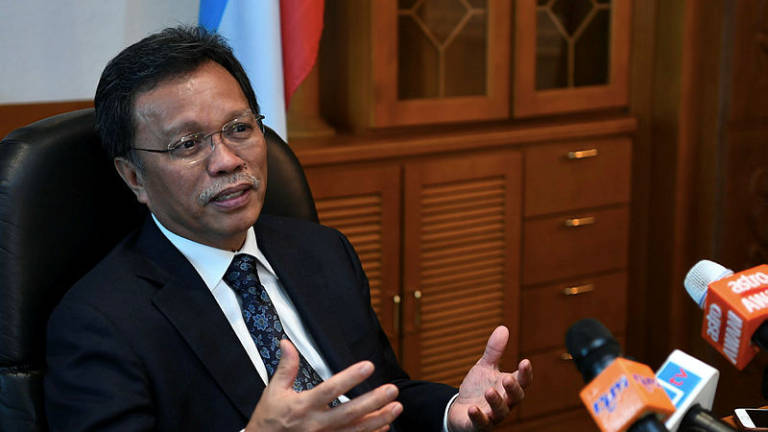 Sabah leads in empowering women: Shafie