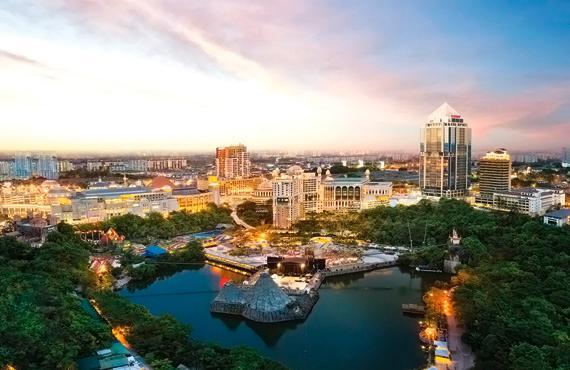 Sunway, Hoi Hup wins bid for S'pore condo development