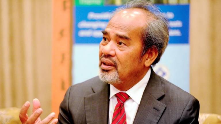 Tajuddin plays victim, says will still enter Dewan even if suspended for life