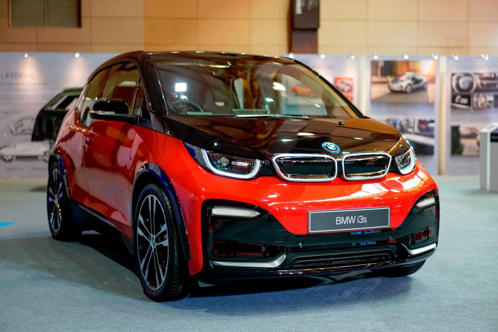 First-ever EV BMW launched in Malaysia
