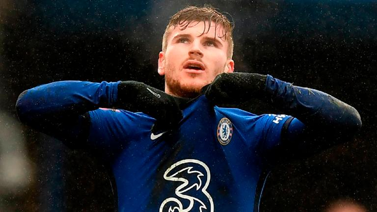 Werner will feel despondent after penalty miss: Lampard