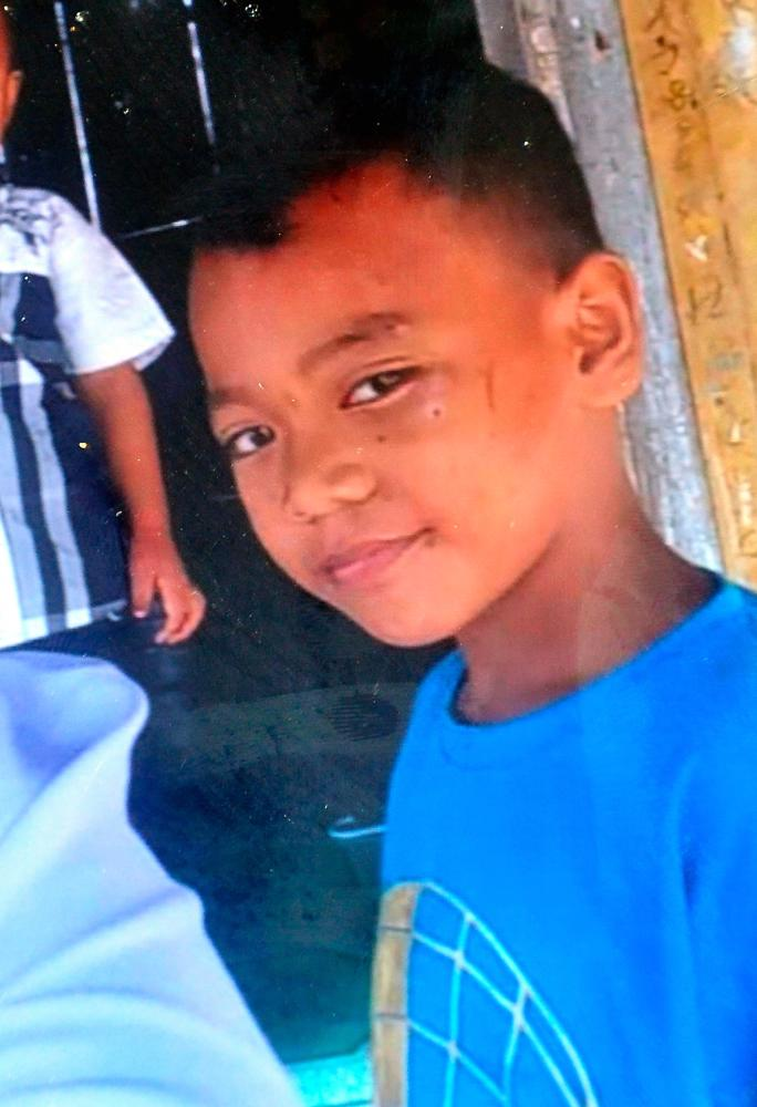 Eight-year-old boy, Muhammad Saiful Aiman Mohammad, who was reported missing two days ago, was found safe around the Thai border, last night. - Bernama