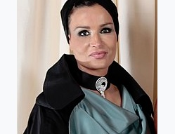 Chairperson of Qatar Foundation For Education, Science and Community Development (QF) and Education Above All (EAA), Her Highness Sheikha Moza Nasser.