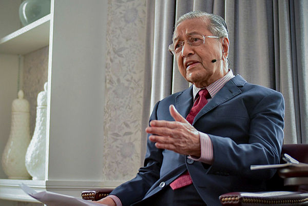 Govt to study reintroduction of GST if people want it: Mahathir