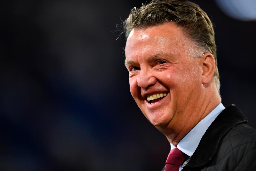 Van Gaal to coach Dutch football team: report