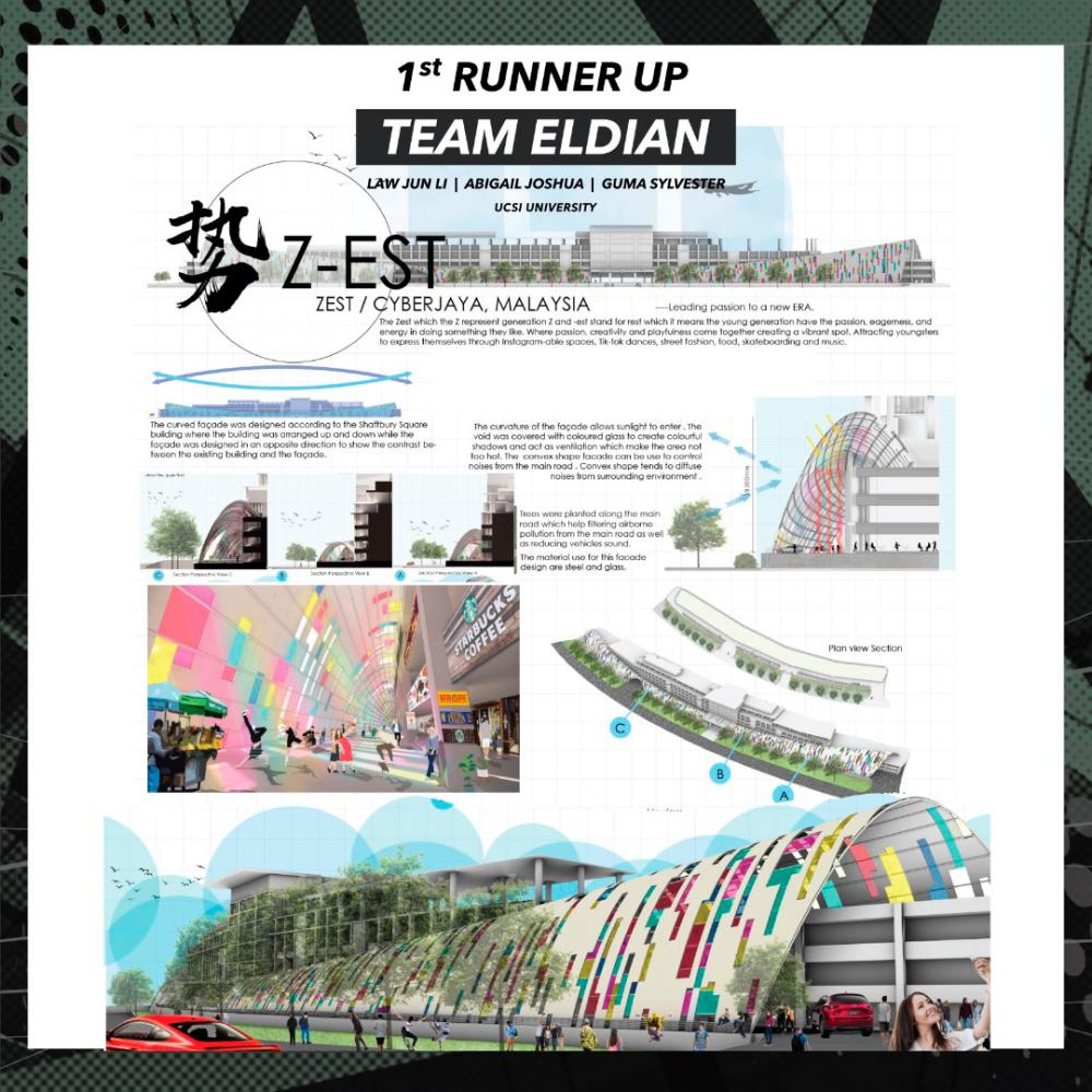 UCSI students win Shaftsbury Square national competition