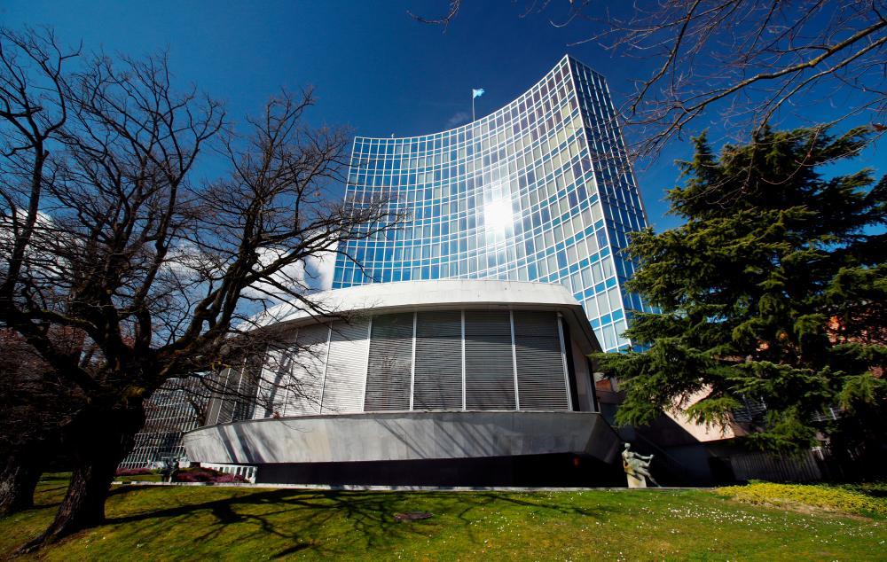 The headquarters of WIPO in Geneva, Switzerland. – REUTERSPIX
